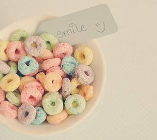 Cereal {pastels}