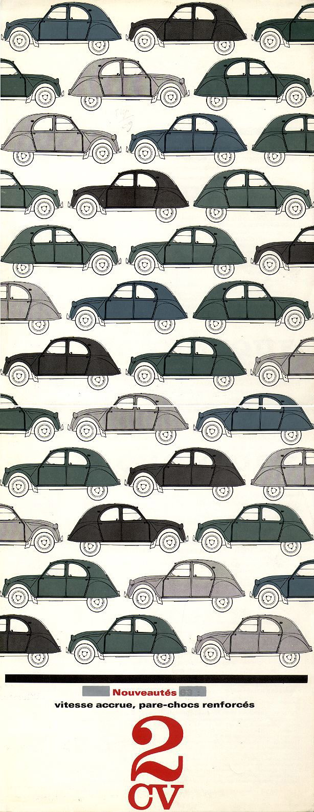 Citroën CV  Waiting For A Board  Pinterest Best Cars - Best automobile graphics and patterns