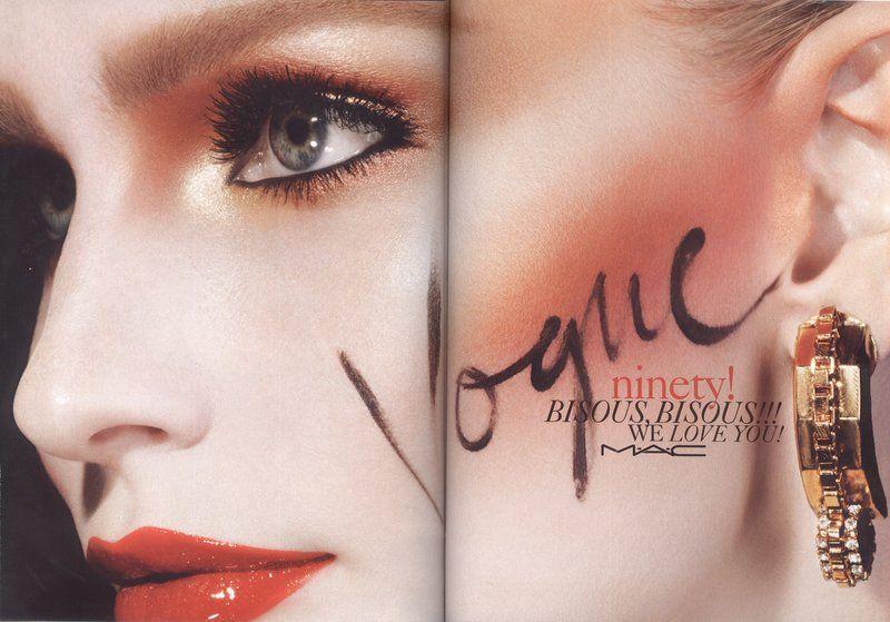 MAC - M.A.C. Special Vogue Paris 90th Anniversary Campaign