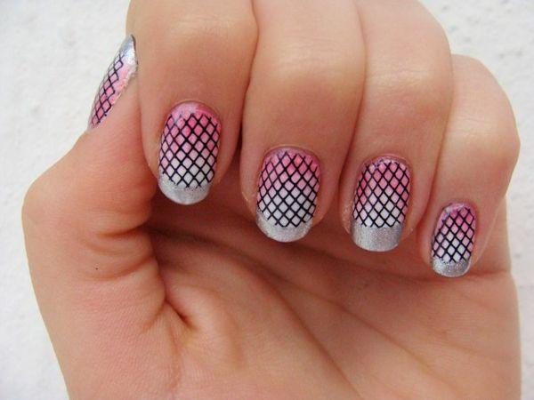 Nageldesign Muster Wie Sie Fingernagel Designs Selber Machen