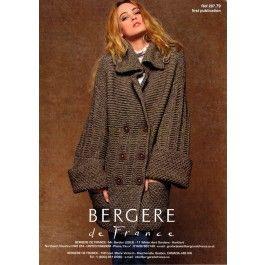 Reefer Jacket in Bergere de France Cocoon (287.79) £2.99