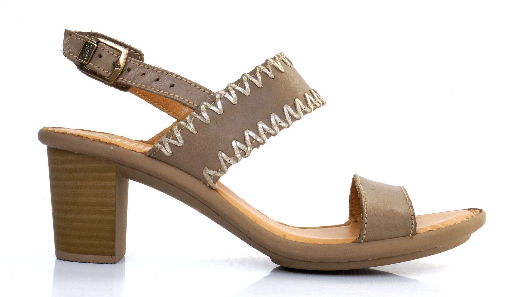 Tsonga Rayisi Donkey Bark Genuine Leather Medium Heel Sandal R 879 Handcrafted In South Africa Code Tlqa004 004 Leather Shoes Woman Handcrafted Shoes Heels