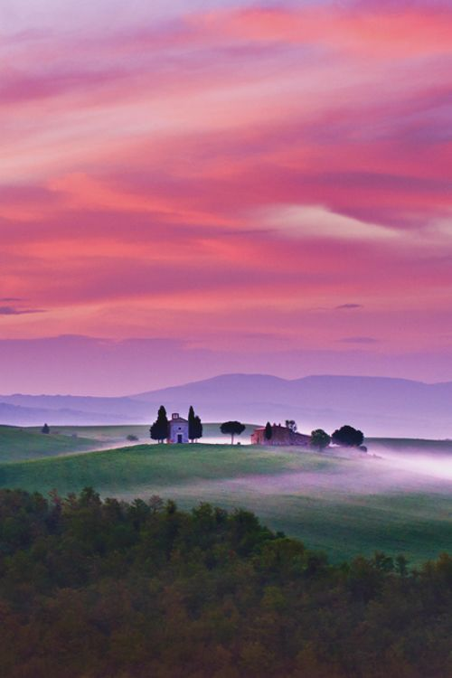 Tuscany, Italy • Life Sun KISSED ' Bellissima! • Barbara Ziegler