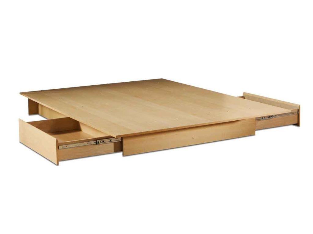 Double Bed Platform Frame