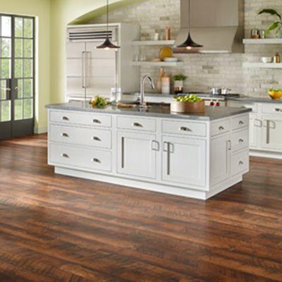 Laminatboden Küche | Küche | Laminat küche, Küchen ...