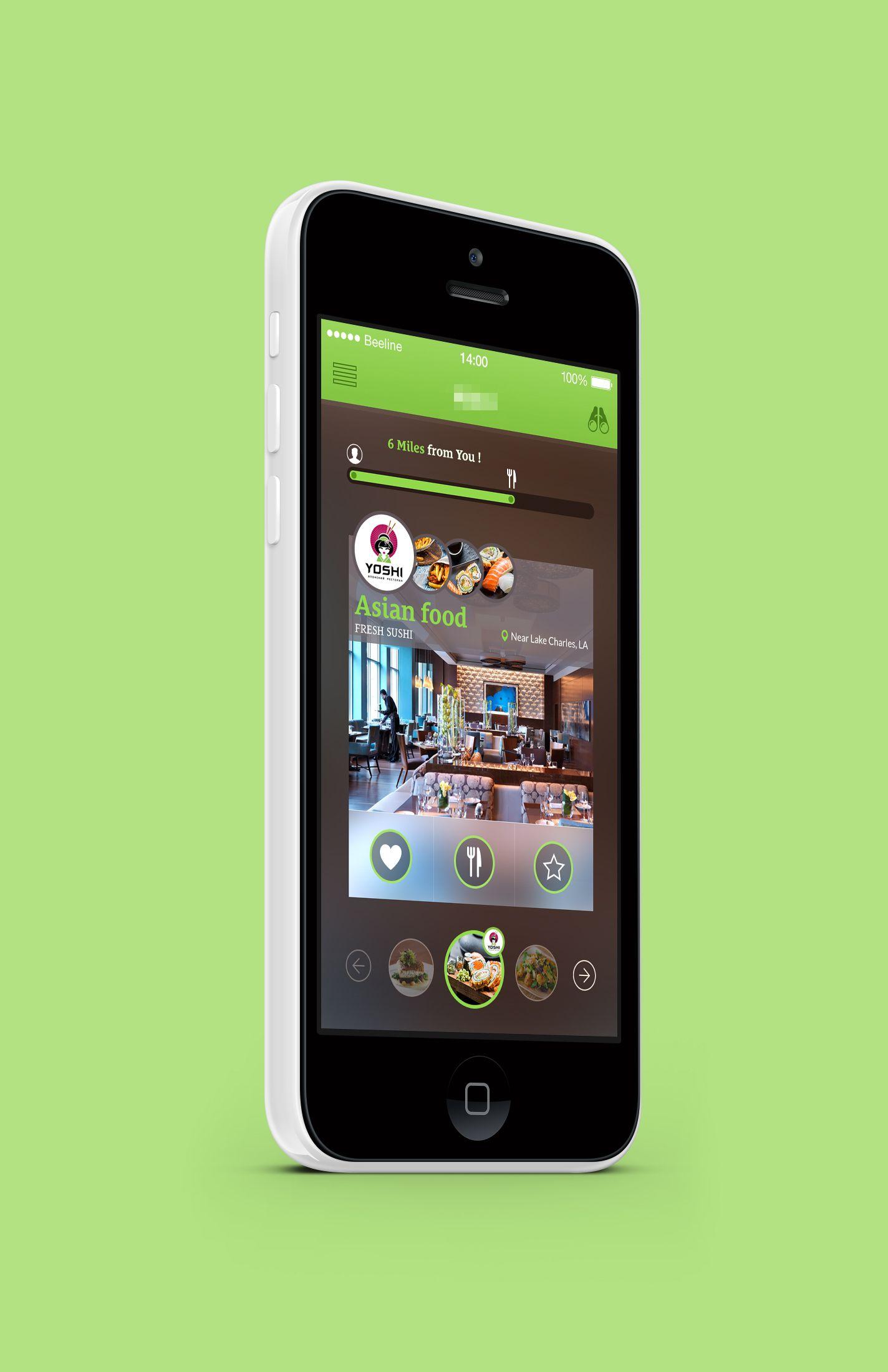 Restaurant_app_big Restaurant app, App, Restaurant