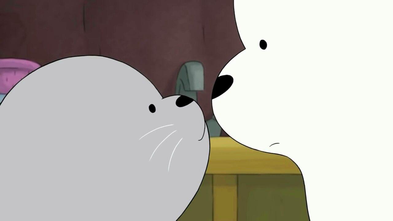 #we bare bears 아이스베어는 사랑입니다 ฅʕ•ﻌ•ʔฅ