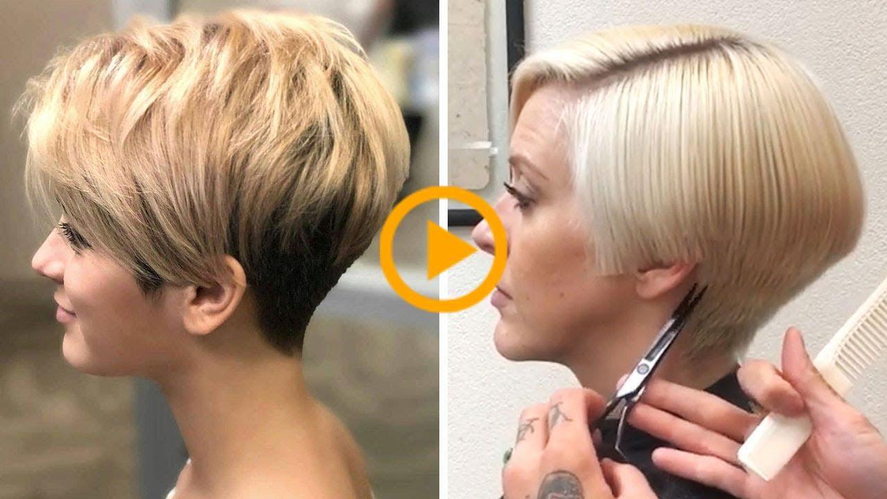 New Trendy Pixie Hairstyles 2020 Top 12 Short Bob Short Layer Haircut Women Hair Ideas G Short Layered Haircuts Short Hair Styles Pixie Pixie Hairstyles