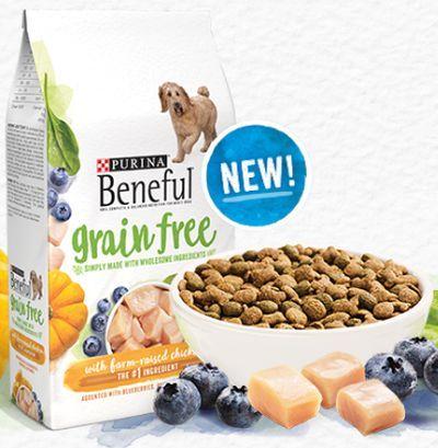 Walmart Free Purina Beneful Pet Food Sample Us Food Animals