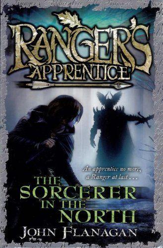 Ranger's Apprentice 5: The Sorcerer in the North by John Flanagan, http://www.amazon.co.uk/dp/0440869056/ref=cm_sw_r_pi_dp_He76sb1VMREEF