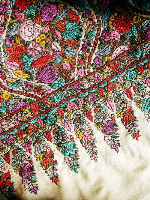 A Feminine Tomboy Indian Fabric Kashmir India Indian Textiles