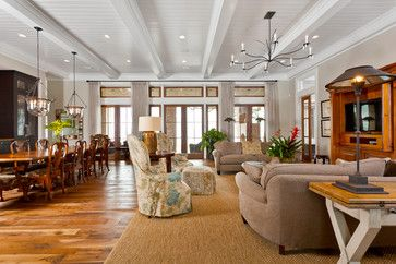 Gulf Breeze Waterfront  Traditional  Living Room  Miami Entrancing Living Room Miami Inspiration