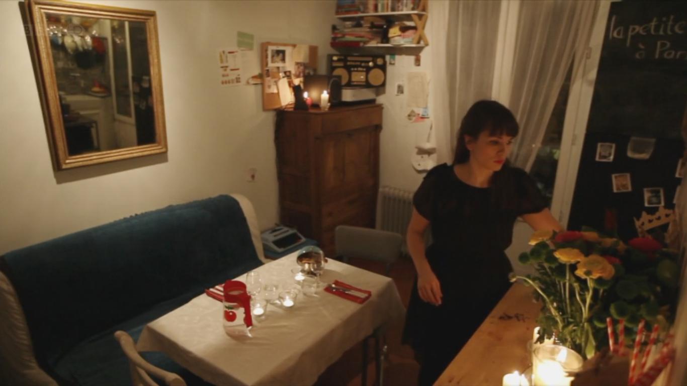 Real life homes/ Rachel Khoo´s little Paris apartment | Paris ...