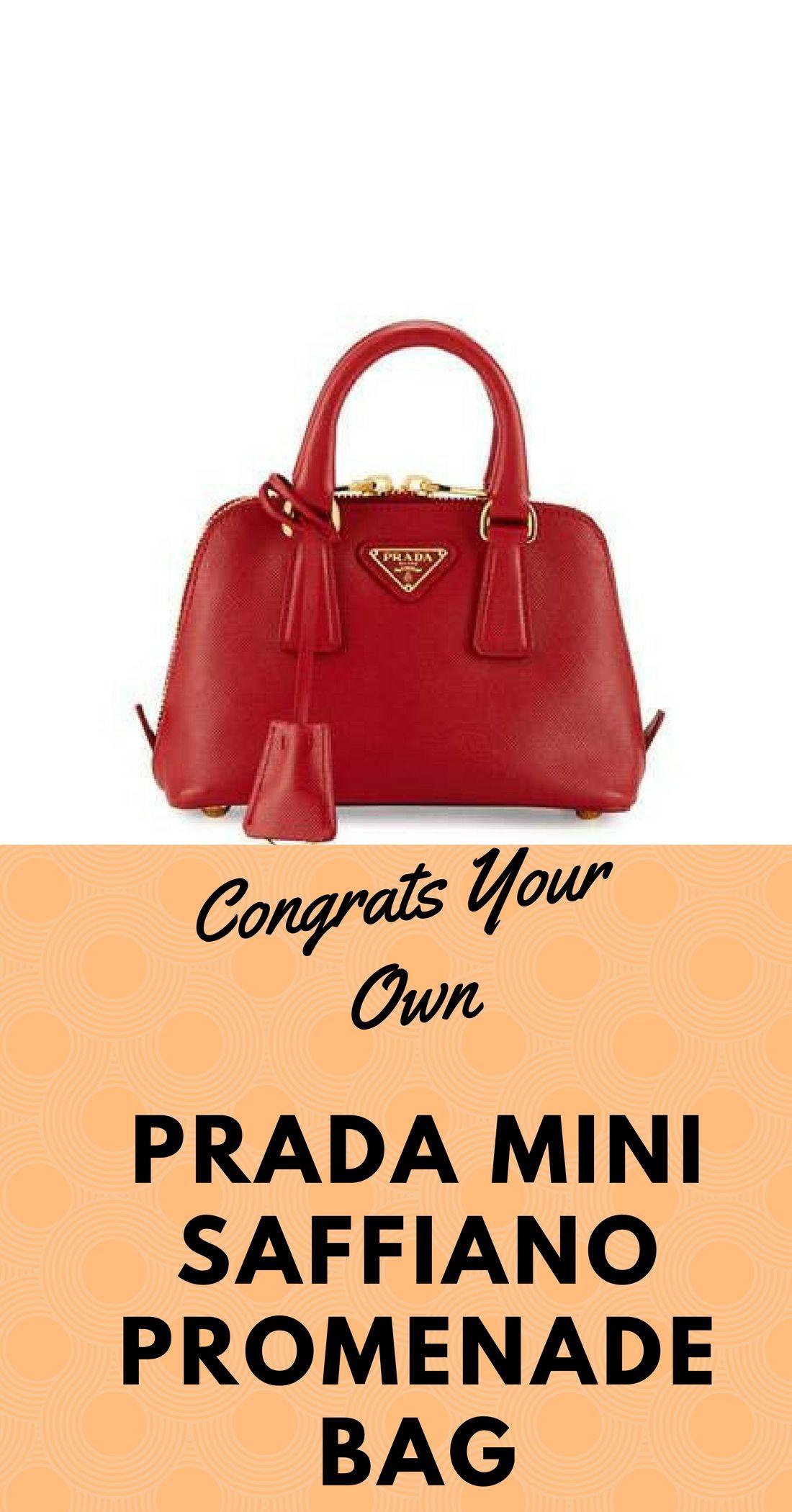 ... new arrivals isnt this prada mini saffiano promenade bag red fuoco a  beauty handbag satchel prada 7bd5c272e8