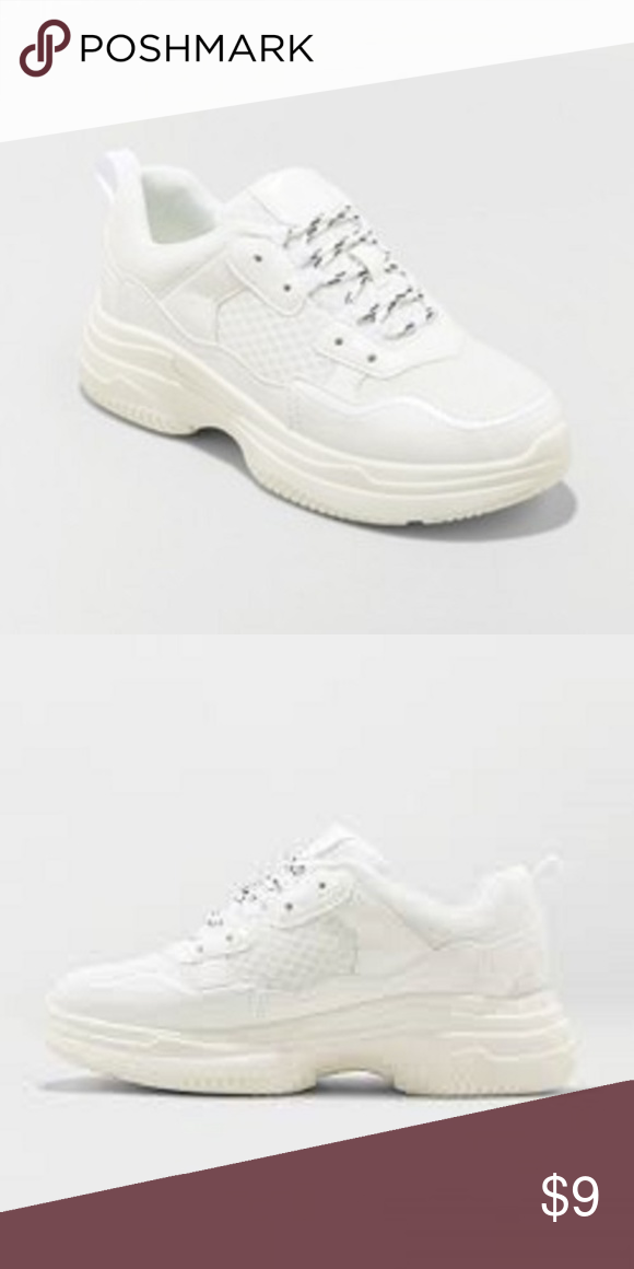 Sneakers, Easy wear, White sneakers