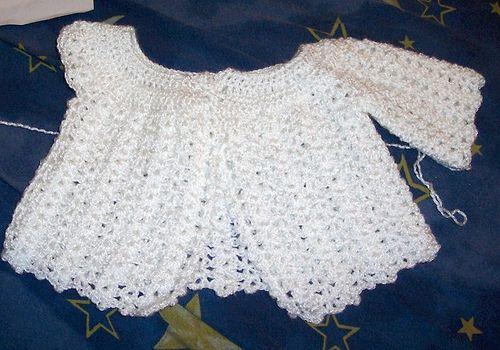 Free Baby Layette Crochet Patterns Free Baby Layette Crochet