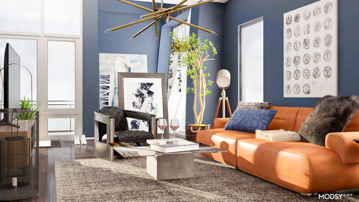 Industrial Living Room Design 14 Ways To Get The Loft Loo