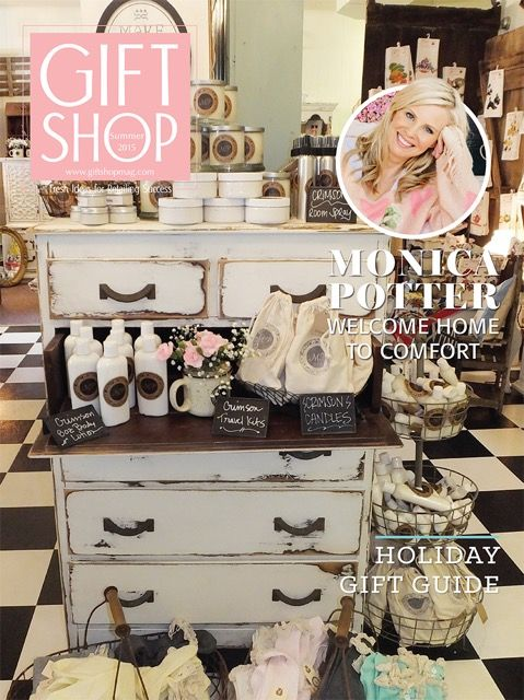 One of our favorites: Gift Shop Summer 2015 | GIFT SHOP Magazine ...