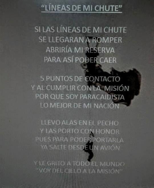 Brigada De Paracaidistas Mexico Frases Militares Militar