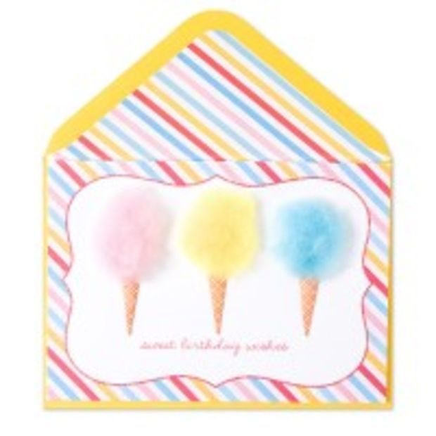 Cotton Candy Birthday Cards Papyrus Papyrus Pinterest