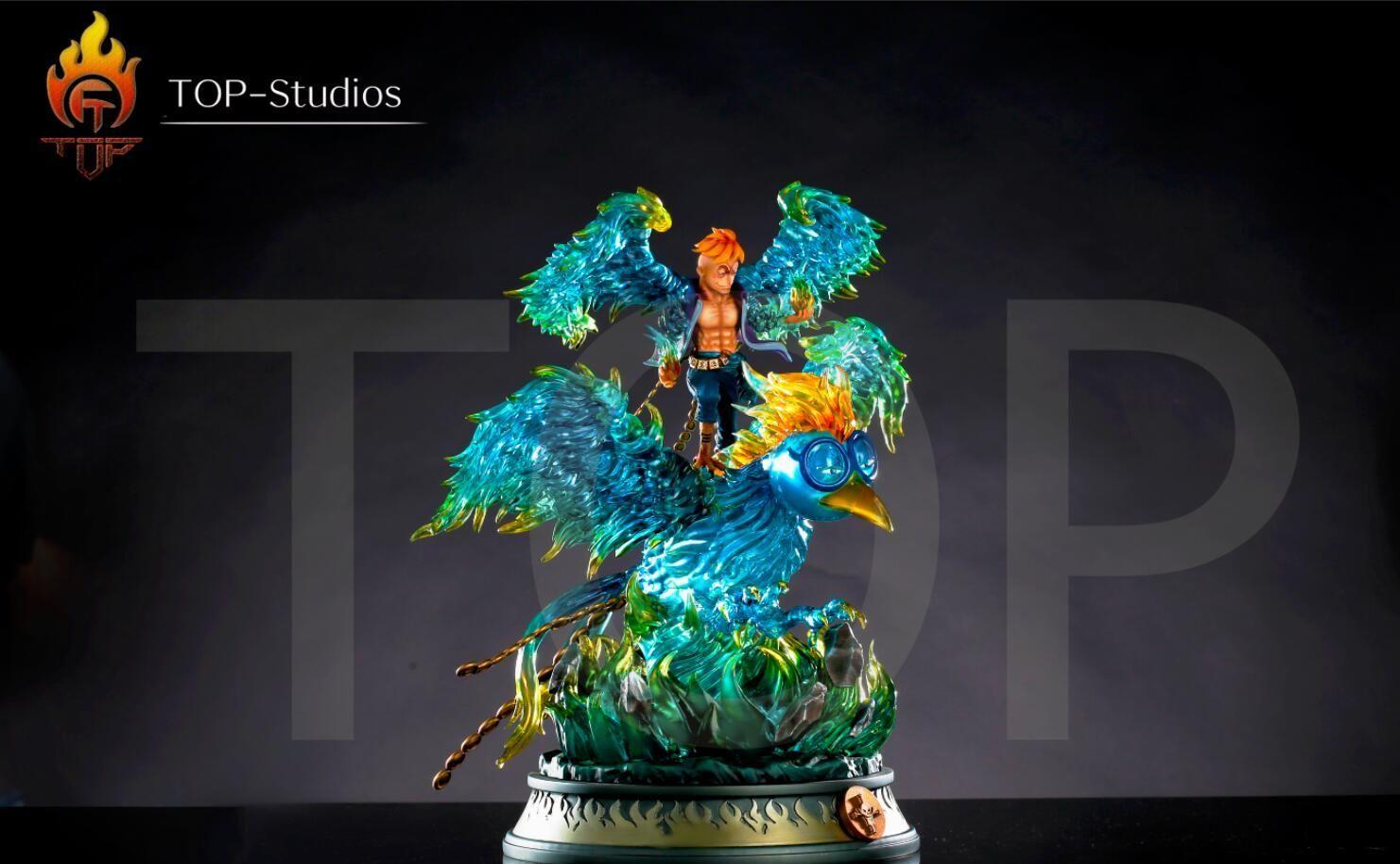 TOP Studio SD Phoenix Marco Resin Statue Collectible