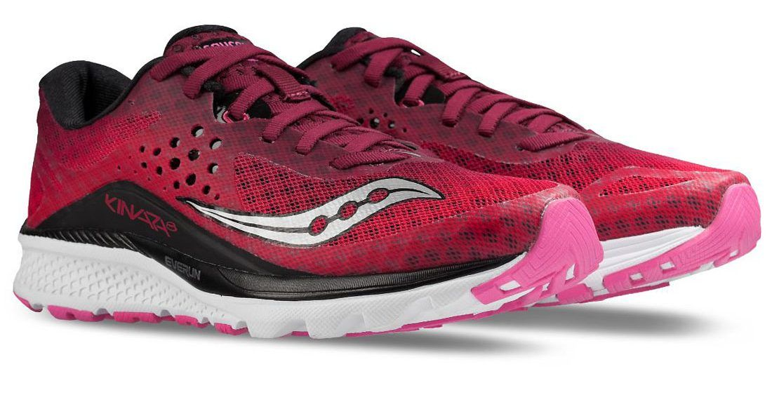 saucony running mujer