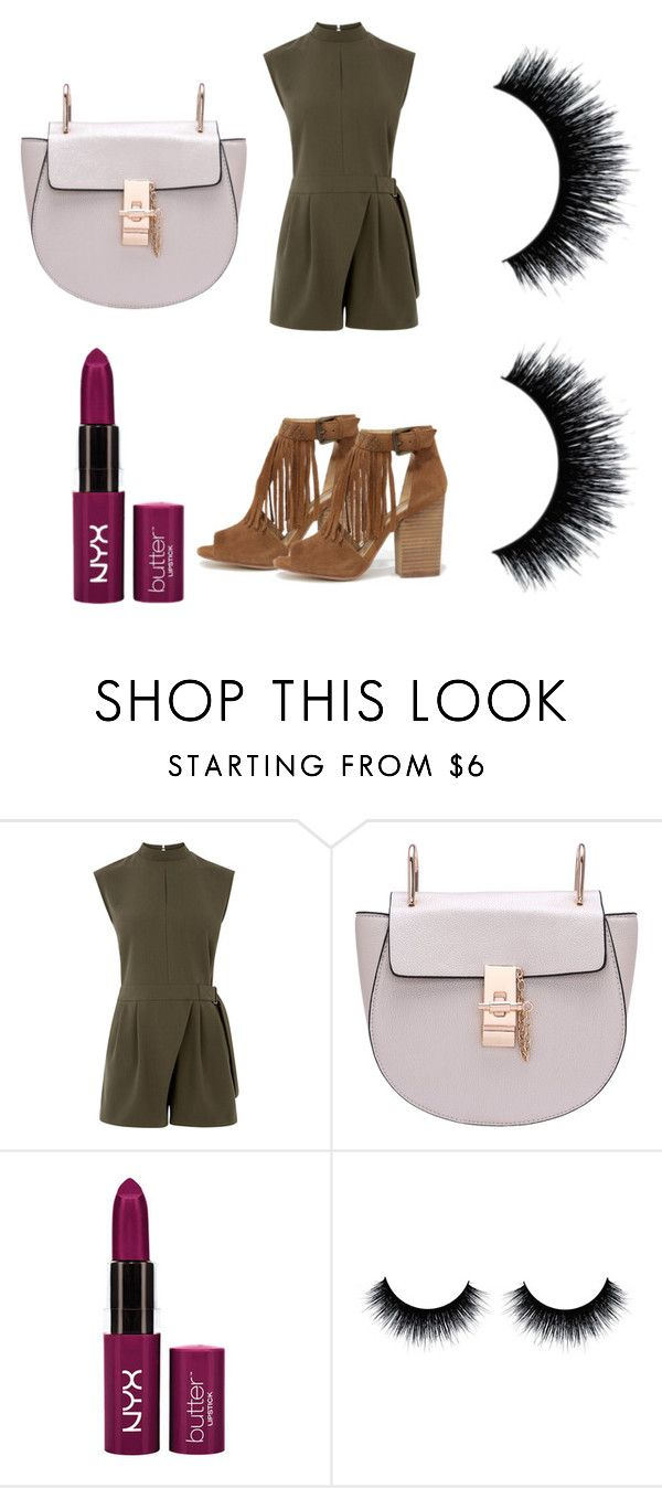 """""""Untitled #22"""" by edens-paradise ❤ liked on Polyvore featuring Oasis and Chinese Laundry"""