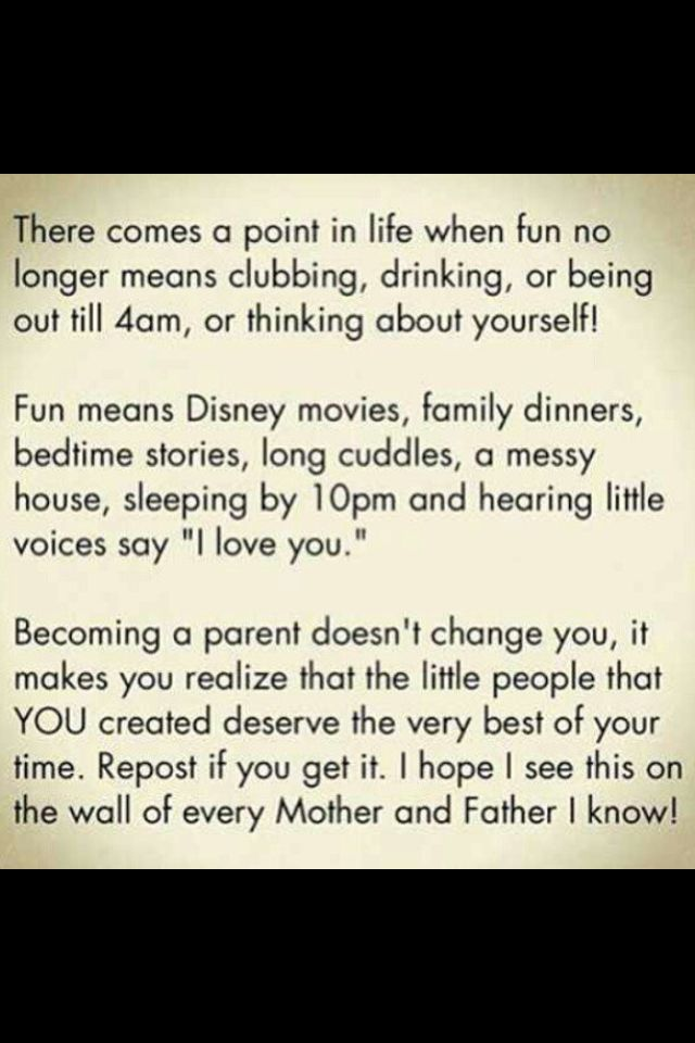 Well Said Cant Wait To Start A Family Of My Own Future Little