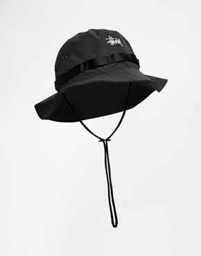 d7be63df7 Stussy Boonie Bucket Hat | Fashion | Mens bucket hats, Hats, Hats ...