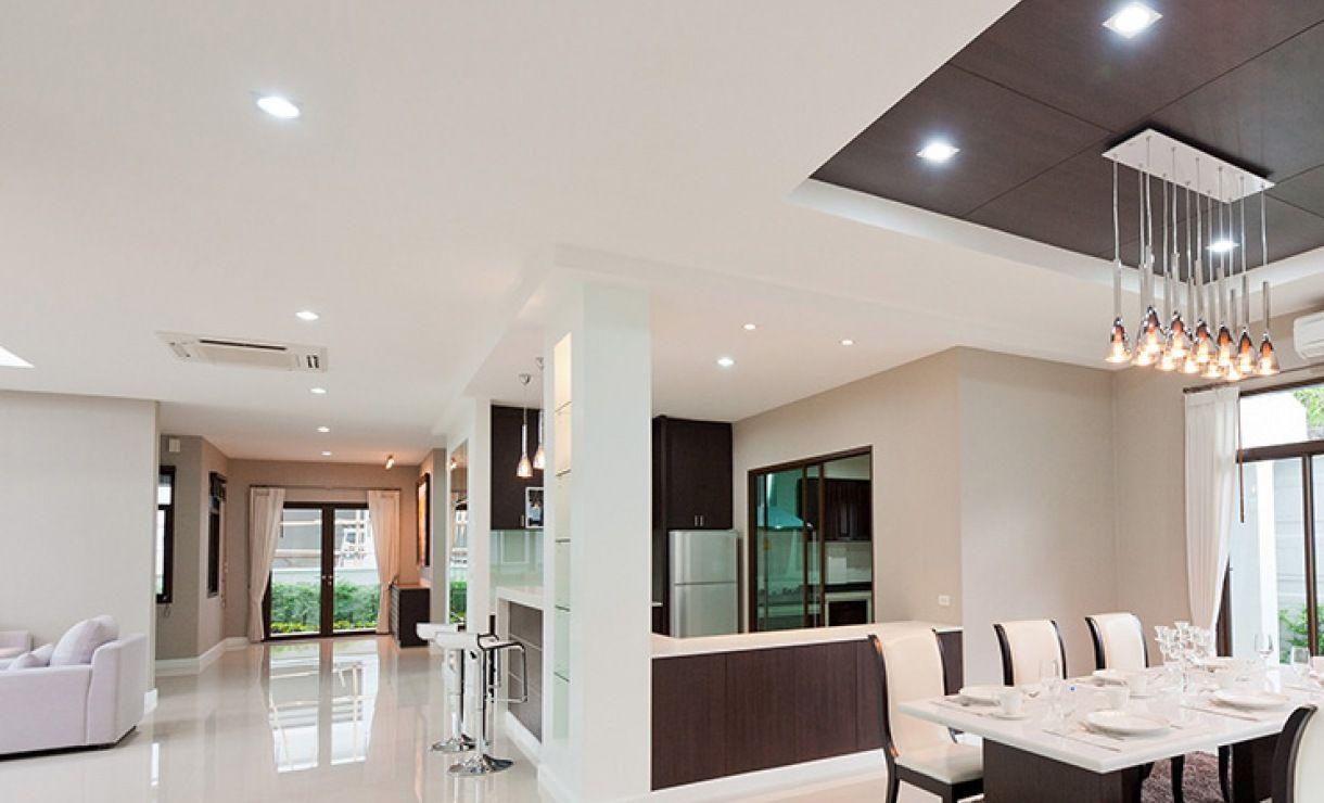 R alisation de plafond tendu cette solution permet d for Realisation plafond