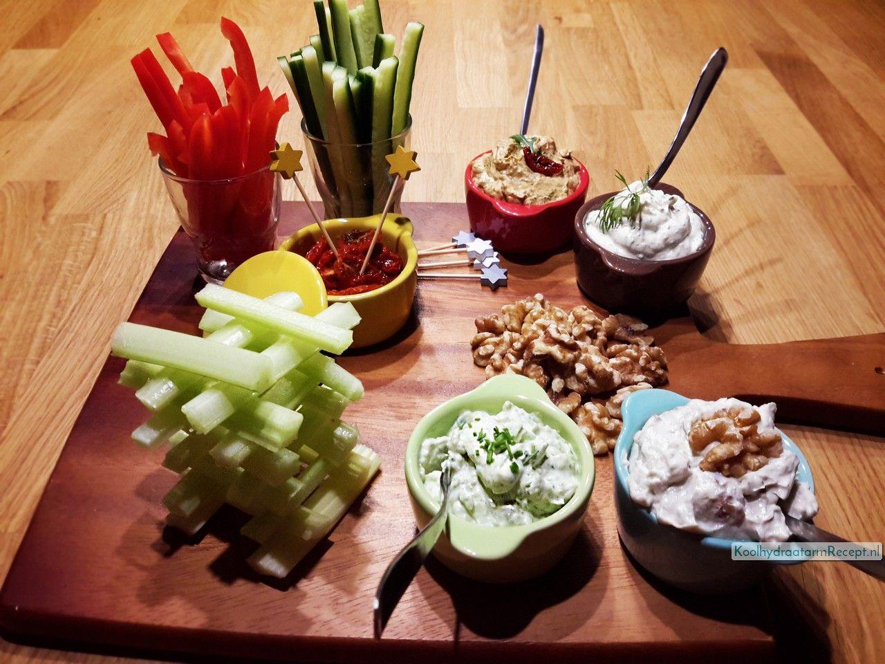 proteïnerijke snacks