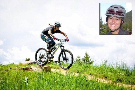 Sarah Rawley VIDA MTB ambassador | mountain biking | Mtb, Mountain