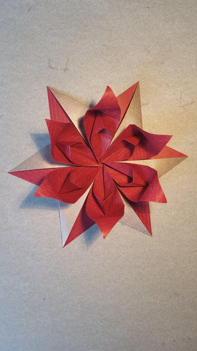 Tutorials Modular Origami Origami Kepek