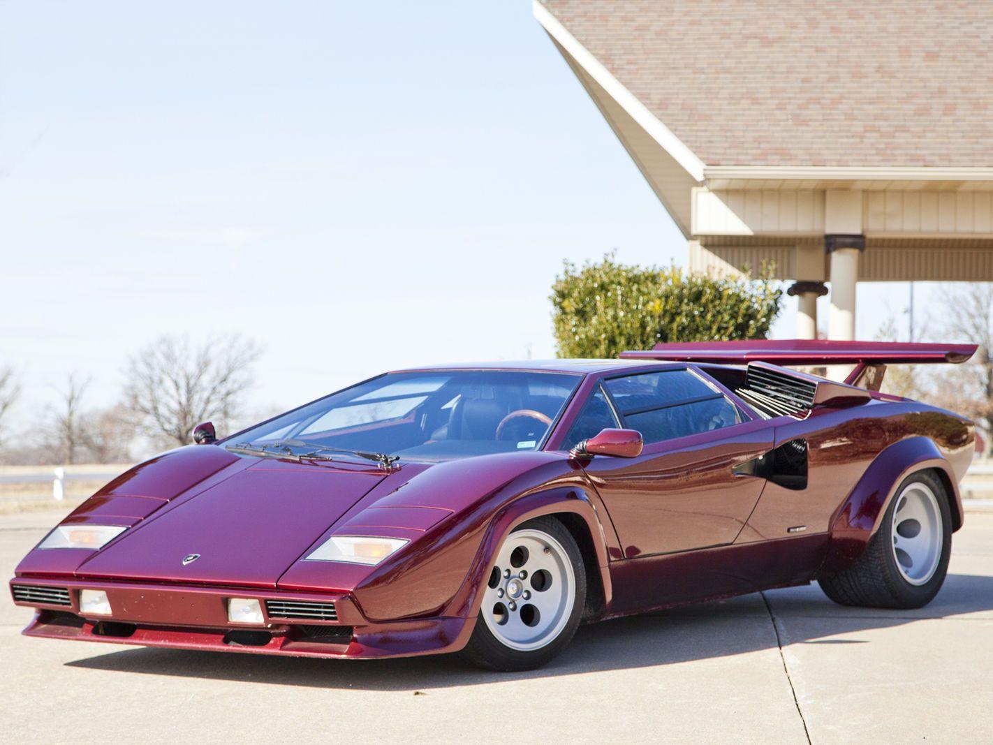 Lamborghini : Countach LP 400S   Lamborghini gallardo. Lamborghini cars. Luxury cars