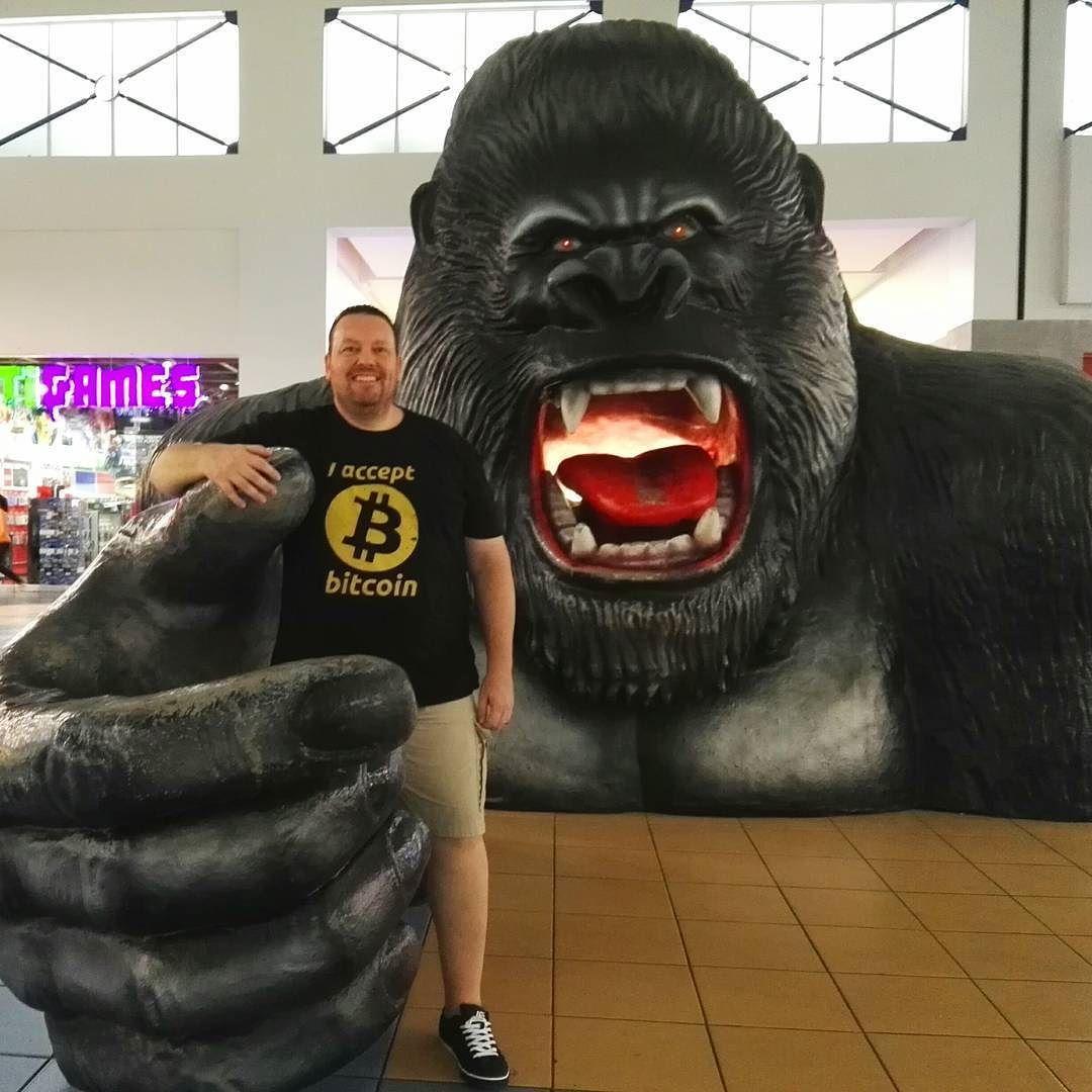#Bitcoin Evangelism Day. #Cryptocurrency  https://steemit.com/@Hilarski