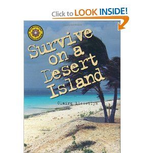 How To Survive Being Stranded On A Desert Island Book Google Search Island Survival Desert Island Kids Activity Books