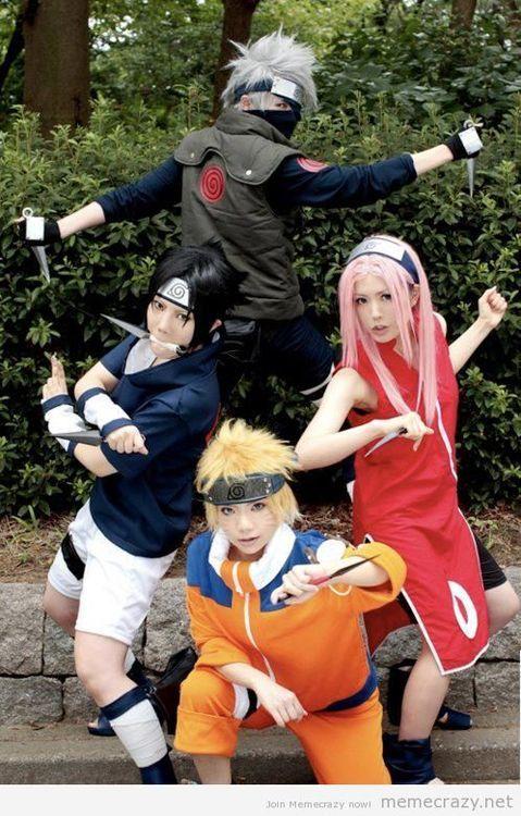 This Is Good Cosplay Kakashi Sasuke Naruto Mother Of Cosplay