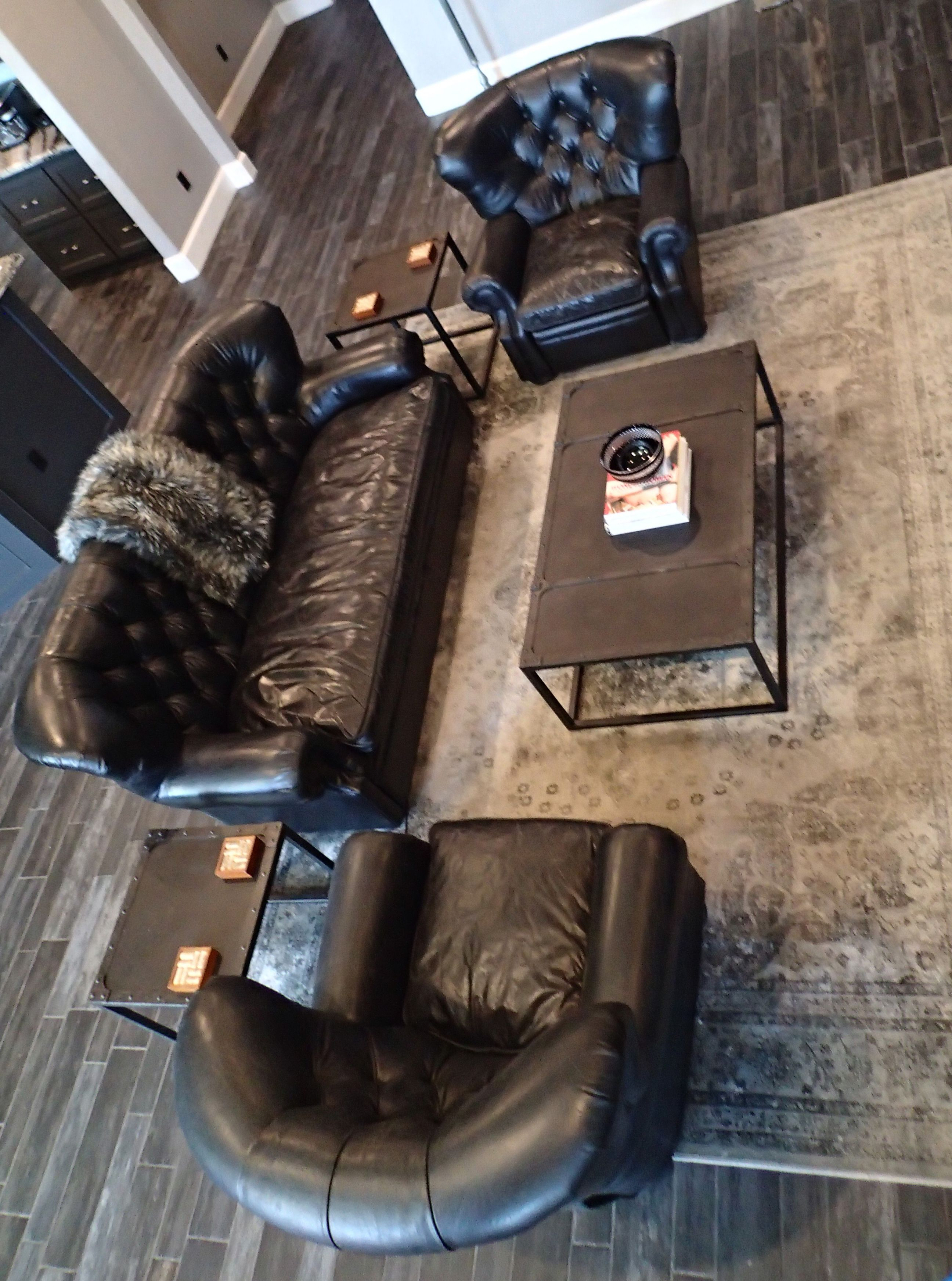 Living room Floors CIR Maniffature Ceramiche Saint Barth