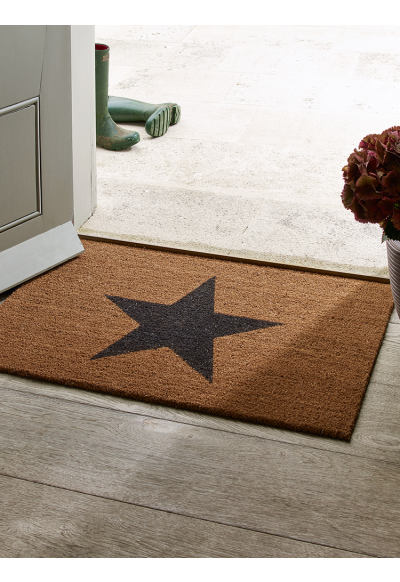 New Extra Large Star Doormat Our Home Indoor Door Mats Large