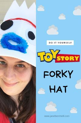Toy Story 4 Forky Hat