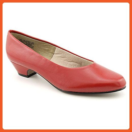 Soft Style By Hush Puppies Angel Ii Womens Size 9 Red Narrow Pumps Heels Shoes Pumps For Women Amazon Partner Link Heels Pumps Heels Shoes Heels Pumps