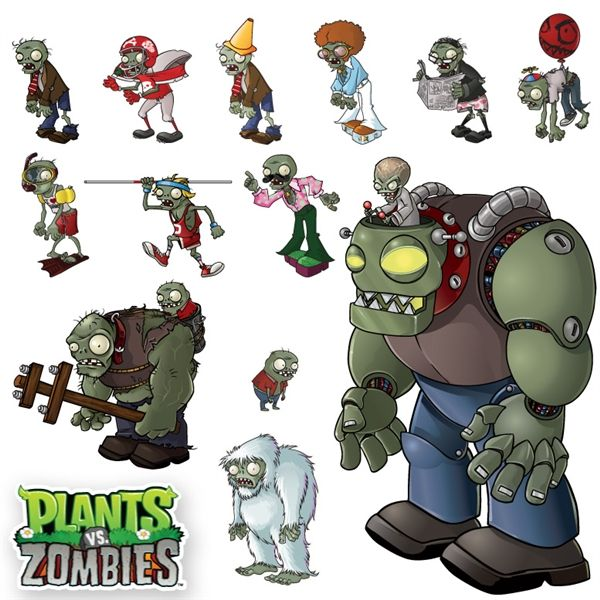 Zombie hunting picture halloweeen carnival games for Plante vs zombie 2