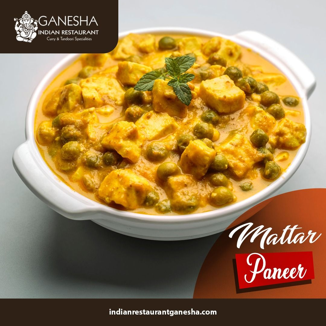 No one does Indian food better than us! Freshly sourced herbs and spices for that mouthwatering flavour  . . .  #IndianFood #Food #Foodie #FoodPorn #Dessert #VegetarianRestaurant #VegetarianFood #NonVegetarianRestaurant #MattarPaneer #NonVegetarianFood #AsianFood #SeaFood #Meals #GaneshaRestaurant #Ganesha #IndianRestaurant #SafeEnvironment