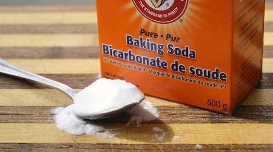 bicarbonate de soude frigo