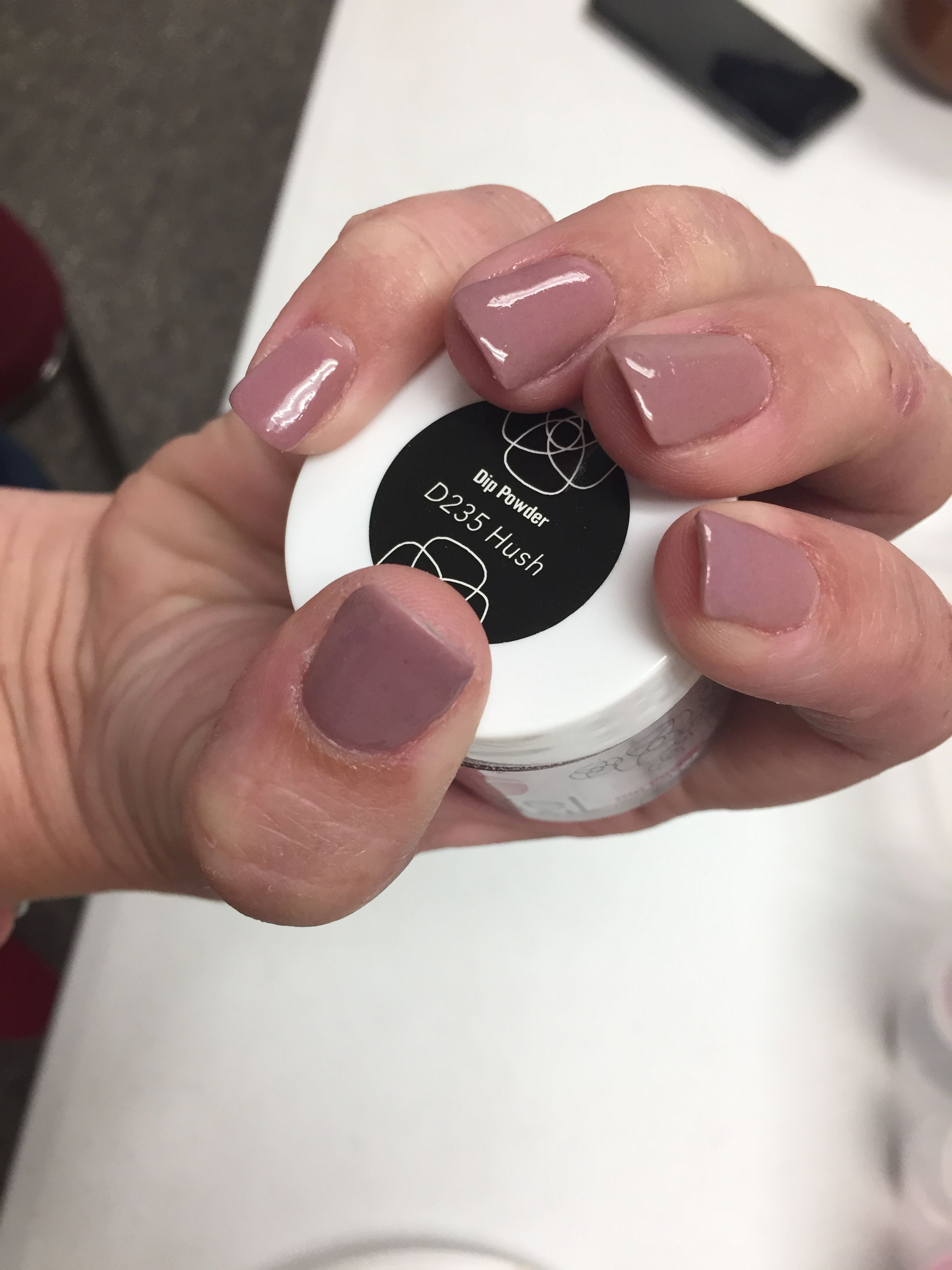 Revel Nail dip powder: Hush | Revel nail dip powder colors ...