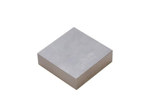Steel Bench Block 2 5 X 2 5 A Must Have For Stamping Bench Block Steel Bench Stainless Steel Bench