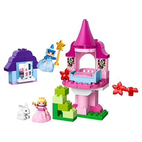 Aurora Sleeping Beautys Fairy Tale Playset By Lego Duplo Akemi