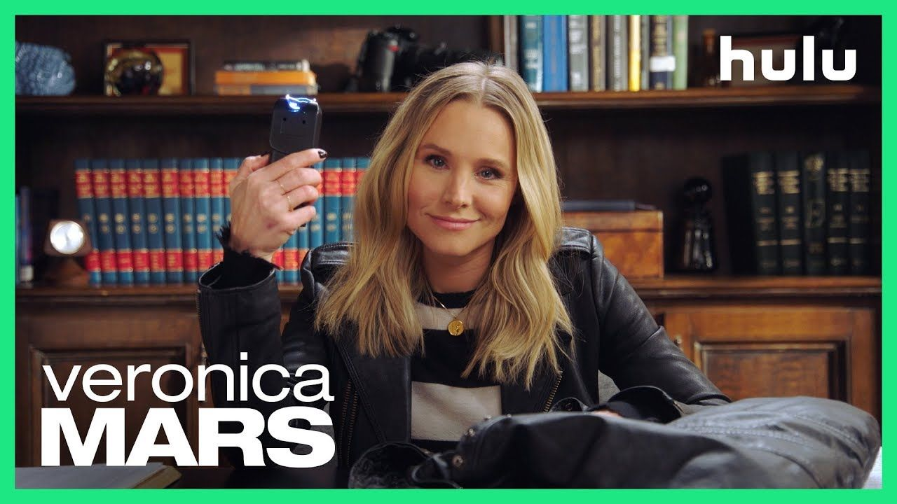 Veronica Mars Date Announcement (Official) • A Hulu
