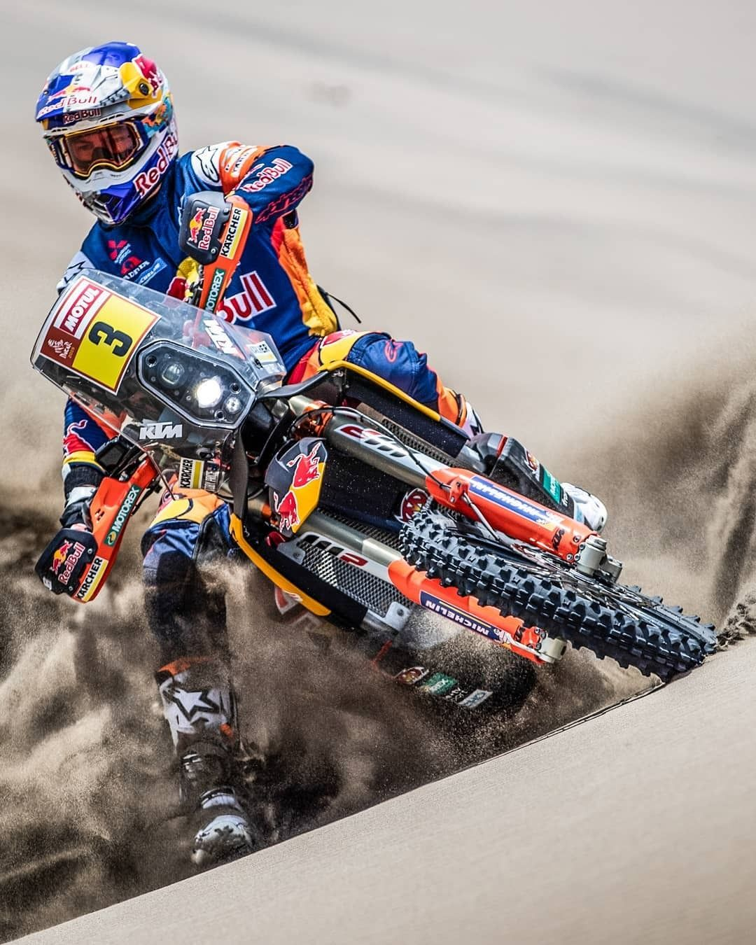 2019 Dakar Rally Champion Tobyprice87 Ktm 450 Rally Catch