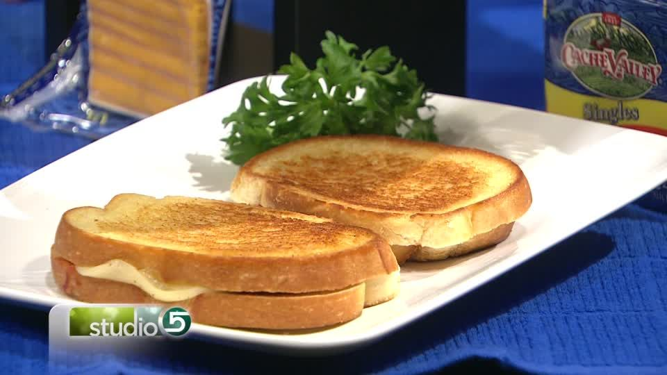 Studio 5 - Go-to Grilled Cheese for the Family